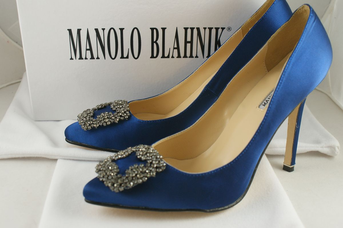 manolo blahnik carries schuhe lueke